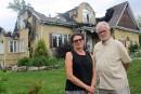 Des citoyens d'Orford ébranlés par l'incendie