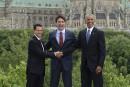 Visite du président Obama à Ottawa