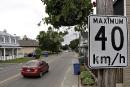 Les dangers du 40 km/h
