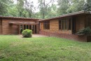Un refuge moderne signé Frank Lloyd Wright