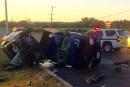 Deux personnes blessées dans un accident à Kanata