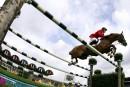 Bromont: minuit moins une pour les Jeux équestres