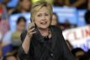Courriels d'Hillary Clinton: la ministre de la Justice se met en retrait