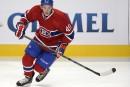 Bournival à Tampa Bay: «Je m'attendais à partir de Montréal»
