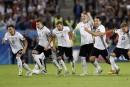 L'Allemagne se qualifie pour les demi-finales, l'Italie éliminée