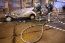 Véhicules électriques: un nouveau défi pourles pompiers
