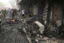 Attentat suicide de l'EI à Bagdad: au moins 119 morts