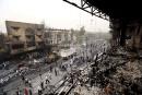 Au moins 119 morts dans des attentats de l'EI à Bagdad