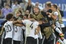 Allemagne: un gain contre l'Italie qui laisse des traces