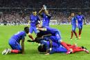 La France fera face à son premier vrai défi contre l'Allemagne
