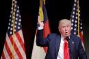 Donald Trump: «Je suis le candidat de l'ordre public»
