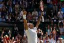 Remontée spectaculaire de Roger Federer
