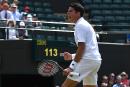 Milos Raonic dans le carré d'as à Wimbledon