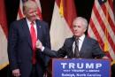 Deux candidats pressentis pour le poste de colistier de Trump déclinent l'offre