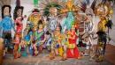 Le Mexique troquera l'étoffe pour la peinture