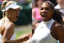 Wimbledon:Kerber prive les soeurs Williams d'une finale en famille