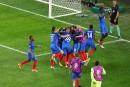 La France bat l'Allemagne et rejoint le Portugal en finale