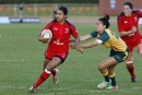 Rugby olympique: Magali Harvey pas parmi les 12 élues