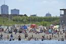 Baie de Beauport: un «record» de fréquentation... sans chiffres