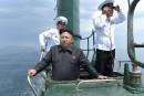 La Corée du Nord teste un missile lancé par sous-marin