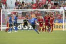 Match nul de l'Impact contre le Real Salt Lake