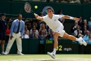 Milos Raonic s'incline en finale à Wimbledon