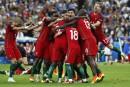 Le Portugal triomphe à l'Euro