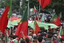 Euro 2016: les Portugais de Montréal manifestent leur joie