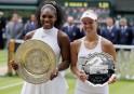 WTA: Kerber redevient la dauphine de Serena