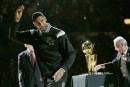 Le joueur étoile des Spurs Tim Duncan prend sa retraite