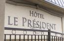 Les employés de l'hôtel Le Président mis en lock-out