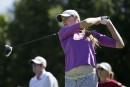 La golfeuse Maude-Aimée Leblancsur la bonne voie