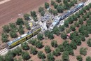 Italie: au moins 22 morts dans une collision de trains