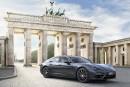 Porsche lève le voile sur sa dernière Panamera