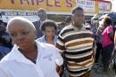 Vibrant appel à l'unité du fils del'homme tué par des policiers en Louisiane