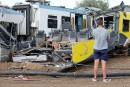 Italie: une erreur humaine à l'origine de la catastrophe ferroviaire des Pouilles