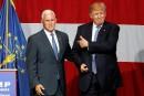 Mike Pence accepte d'être colistier de Donald Trump