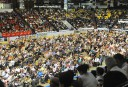 Les Témoins de Jéhovah invitent la population au Palais des sports