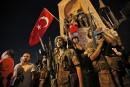 Tentative de coup d'État en Turquie: au moins 60 morts