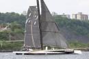 Transat Québec-Saint-Malo: le <i>Spindrift 2</i> s'éclate<i></i>