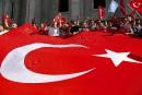 Coup d'État raté en Turquie