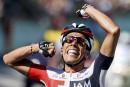 Tour de France: Jarlinson Pantano remporte la 15<sup>e</sup>étape