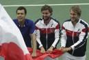 Coupe Davis: la France qualifiée pour les demi-finales