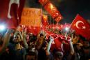 Turquie: les autorités appellent la population à rester mobilisée