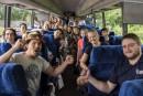 Jeux du Québec: grand départ pour les athlètes estriens