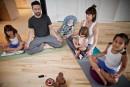 S'initier à la méditation en famille