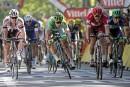 Tour de France: Sagan remporte la16e étape, Froome conserve le maillot jaune
