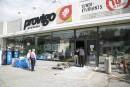 Incendie au Provigo :l'asphaltage montré du doigt