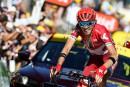 Tour de France: le RusseZakarin remporte la17e étape
