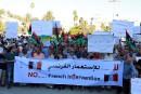 LIBYA-FRANCE-CONFLICT-DEFENCE-DEMO